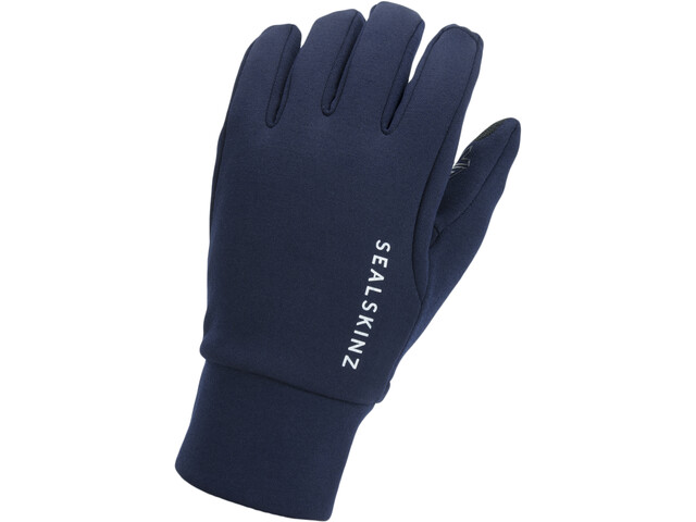 Sealskinz Water Repellent All Weather Guantes, navy blue